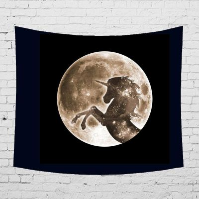 Unicorn Wall Hanging Tapestry for $4.99 Shipped!