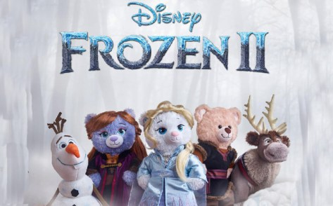 Disney Frozen 2 Movie Premiere Event and Freebies at Build A Bear