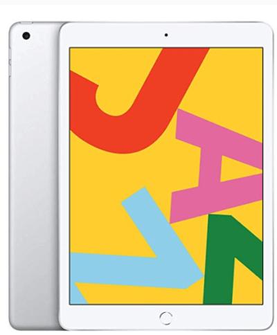 128GB Apple iPad 10.2″ (Latest): $330
