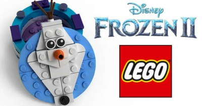 FREE LEGO Disney Olaf Box Hands-On Event at JOANN's on 11/23