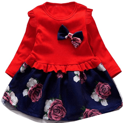 Amazon : Baby Girl's Dresses Just $10.88 - $11.88 W/Code (Reg : $21.76 - $23.76) (As of 12/19/2019 2.51 PM CST)