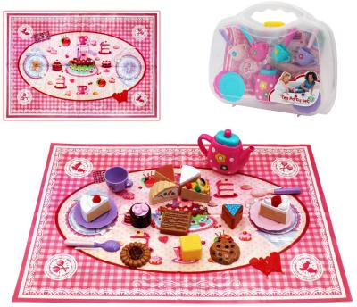 Amazon : 26pcs Tea Cup and Desert Role Play Pretend Party Play Set Just $7.99 W/Code (Reg : $19.99) (As of 12/19/2019 2.30 PM CST)