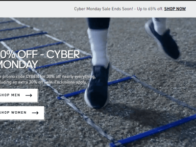 Adidas Cyber Monday sale has been extended!