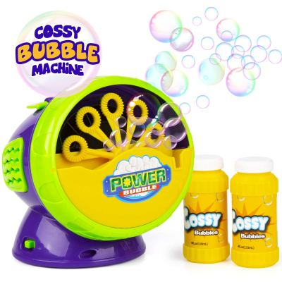 Amazon : Automatic Durable Bubble Blower Just $6.90 W/Code (Reg : $22.99) (As of 12/09/2019 1.43 PM CST)