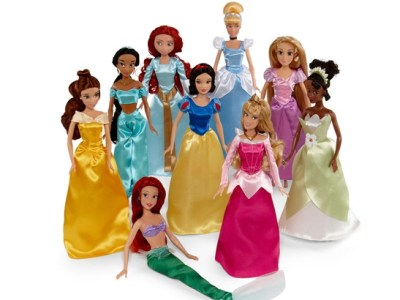 Jcpenney : Disney Princess Doll 9-Piece Playset Just $55 + FREE Shipping (Reg : $110)