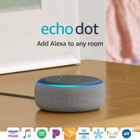 Amazon : Echo Dot (3rd Gen) for $0.99 and 1 month of Amazon Music Unlimited for $7.99 with Auto-renewal -Heather Gray (As of 12/10/2019 1.41 PM CST)