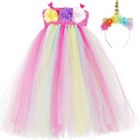 Amazon : 60% Off Flower Girl Fancy Princess Dress Just $10.61 W/60% Off Coupon (Reg : $26.52) (As of 12/08/2019 9.14 PM CST)
