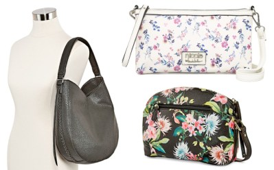 Jcpenney : Women's Handbags Starting at Just $11.46 W/Code (Reg : $45) – Liz Claiborne, Nicole Miller!