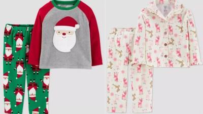Target : Kids Pajama Sets Just $6 + FREE Shipping!