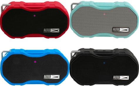 Portable Bluetooth Speaker ONLY $13.99 + FREE Shipping at Best Buy (Regularly $30)