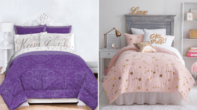 Comforter Sets Up to 80% Off at JCPenney – Starting at ONLY $18.69 + FREE Pick-up!