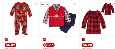 Carter's Apparel & Sleepers From starting from $2.54 at JCPenney (Regularly $20)