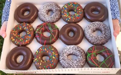 Krispy Kreme : Dozen Glazed Donuts Just $1 with ANY Dozen Purchase (Today Only)