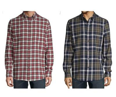Men's Flannel Shirts for $11.04!