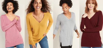 Old Navy Women's & Men's Sweaters for JUST $12 (Reg $35) – Today & Online Only!