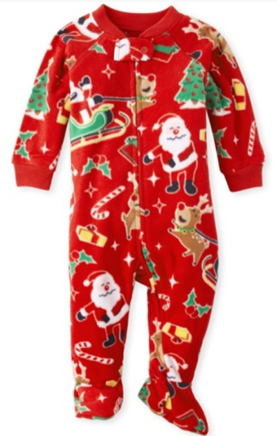 60% Off Matching Pajamas for the Family + FREE Shipping at The Children's Place