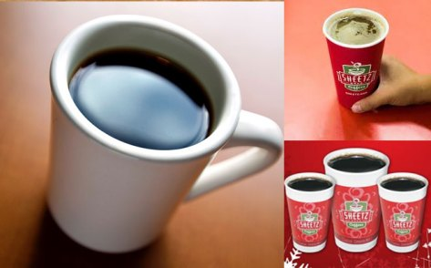 FREE Sheetz Cup of Coffee – Today Only!