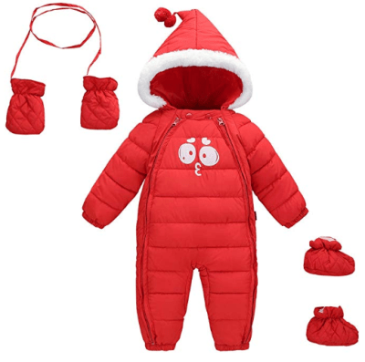 Amazon : 80% Off 3 Piece All in One Snowsuit Just $7.80 W/Code (Reg : $41.99) (As of 1/20/2020 5.40 AM CST)