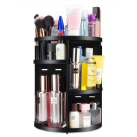 Amazon : 360 Spinning Makeup Organizer Just $5.49 W/Code + Lightening Deal  (Reg : $21.99) (As of 1/27/2020 9 AM CST)