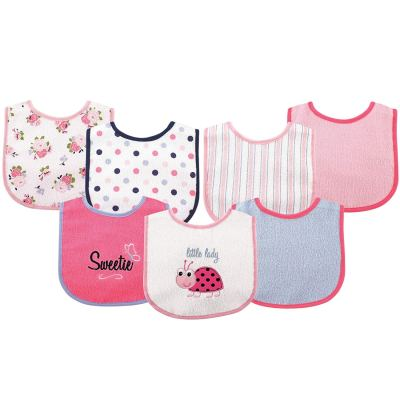 Amazon : 7 Piece Drooler Bibs with Waterproof Backing, Ladybug Just $3 (Reg : $9.99) (As of 1/22/2020 9.32 AM CST)