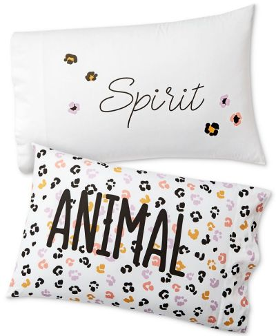 MACY'S: Martha Stewart Set of 2 Paired Pillowcases, JUST $16.00 (Reg $40.00) with code FLASH