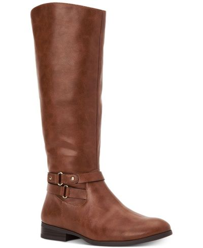 Macy's: Style & Co Kindell Riding Boots, Just $27.80 (Reg $69.50) with code WINTER
