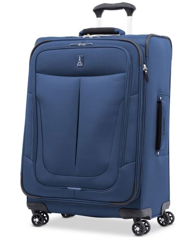 """MACY'S: Travelpro Walkabout 4 25"""" Softside Check-In Spinner, JUST $122.39 (Reg $360.00) with code YAY"""