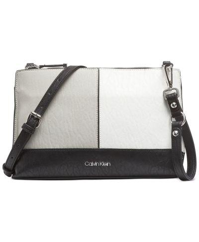 MACY'S: Calvin Klein Sonoma Crossbody, JUST $36.75 (Reg $98.00) with code YAY