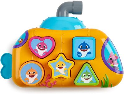 Amazon : Baby Shark Melody Shape Sorter Just $11 (Reg : $19.99) (As of 1/22/2020 5.21 PM CST)
