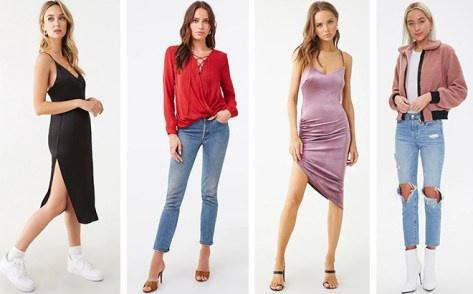 Forever 21 Clothing, Shoes & Accessories for Up to 90% Off (Starting at JUST $1!)