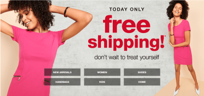 FREE Shipping with NO Minimum at TJ Maxx Today Only!