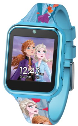 Walmart : Frozen 2 iTime Interactive Smart Kids Watch 40 MM Just $35 (Reg $65)