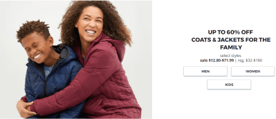 Clearance Find: Up to 70% Off Women's Coats at JCPenney – From $35 (Reg $120)