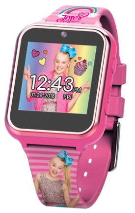 Walmart : JoJo Siwa iTime Smart Kids Watch 40 mm Just $30 (Reg $65)