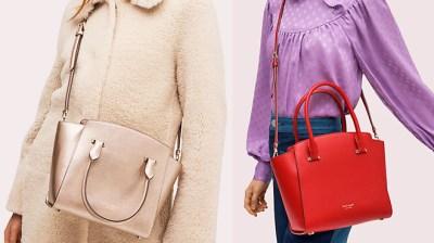 Kate Spade Handbags Starting at Just $67.90 + FREE Shipping (Reg : $138)