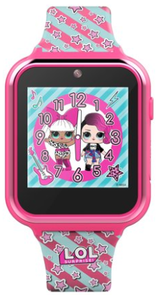 Walmart : L.O.L. Surprise! iTime Smart Kids Watch 40 MM Just $34 (Reg $65)