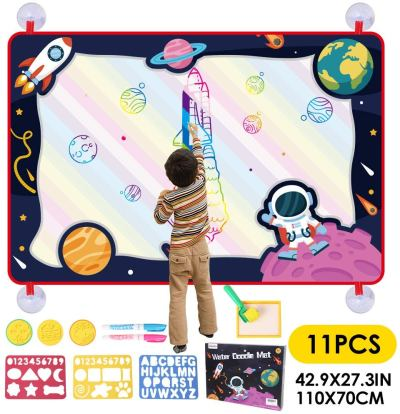 Amazon : Large Magic Water Drawing Mat Just $13.49 W/Code (Reg : $26.99) (As of 1/24/2020 6.59 PM CST)