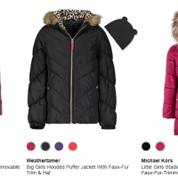 Macy's : Kids Designer Jackets only $15.99 each!