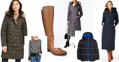 Macys: Up to 75% Off Flash Sale on Women and Kids Coats & Shoes