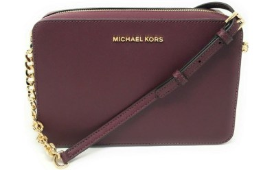 Michael Kors : Crossbody Chain Handbag Clutch Just $66 + FREE Shipping (Reg $298)