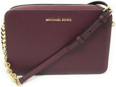 Michael Kors : Crossbody Chain Handbag Clutch Just $66 + FREE Shipping (Reg $298)