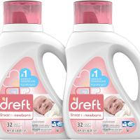 Amazon : Dreft Stage 1: Newborn Hypoallergenic Liquid Baby Laundry Detergent Just AS LOW AS $6.41 PER BOTTLE WYB 2 SETS W/SUBSCRIBE & SAVE (Reg : $20.98) (As of 1/27/2020 11.43 AM CST)