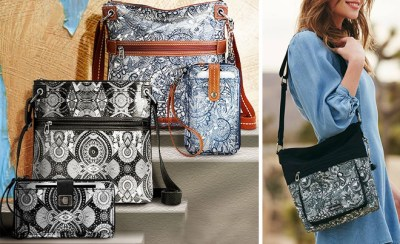 Zulily : Sakroots Crossbody Bags & Wallets Starting at Just $11.99 (Reg : $30)