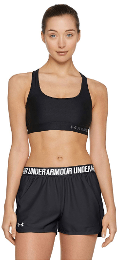 Amazon : Under Armour Women's Play Up Shorts Just $10.49 W/$4.50 Off Coupon (Reg : $24.99) (As of 1/28/2020 8.06 PM CST)