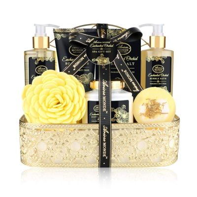 Amazon : Valentine's Bath & Shower Spa Basket Gift Set Just $13.49 W/Code + 5% Off Coupon (Reg : $29.99) (As of 1/28/2020 8.40 PM CST)