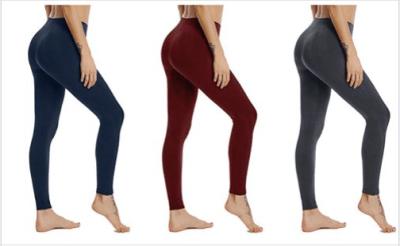 Amazon : Women's Seamless Tummy Control Yoga Capris Workout Leggings Just $4.99 (As of 1/22/2020 4.53 AM CST)