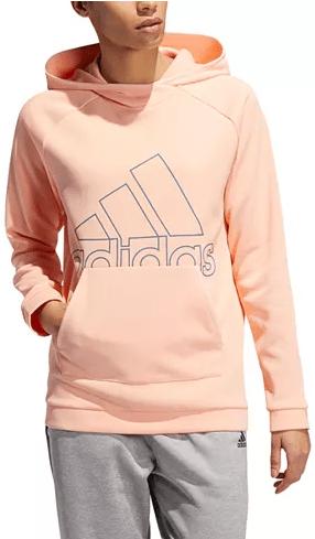 Macy's : adidas Women's Team Issue Logo Hoodie Just $12.93 (Reg $55)