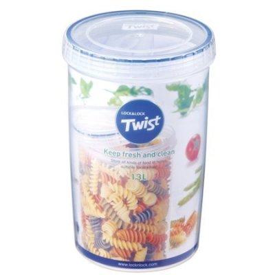 Walmart: Lock & Lock Easy Essentials Pantry Rectangular Food Storage 5.5 For $5.66 + Store Pickup.