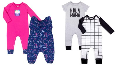 Walmart : Little Star Organic Baby Clothing Sets Starting at Just $5 (Reg $14)