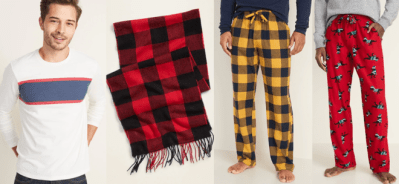 Old Navy : Winter Faves for Family Starting at Just $4.97 (Today & Online Only)
